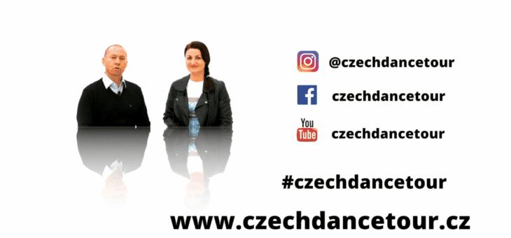 Pozvánka na 4. ročník postupové taneční soutěže CZECH DANCE TOUR 2020