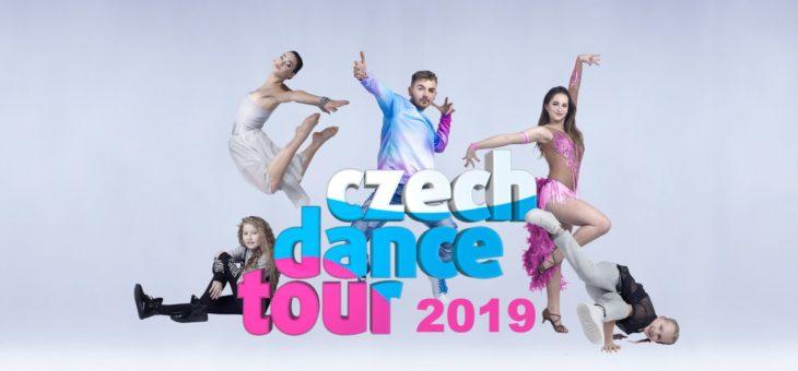 Promoplachta czech dance tour patří tanečníkům