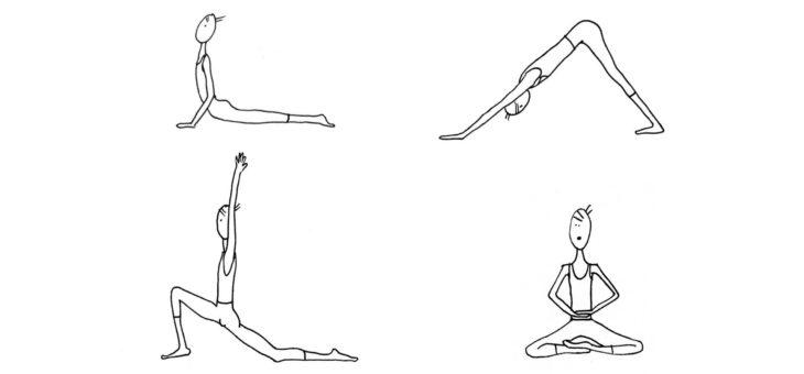 KOBRA, PES, DRAK – cvičení pro silné srdce i plíce